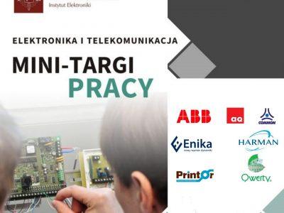 Mini Targi Pracy naPolitechnice Łódzkiej